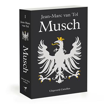 IMusch - deel 1 Johan de Witt Trilogie - Jean-Marc van Tol
