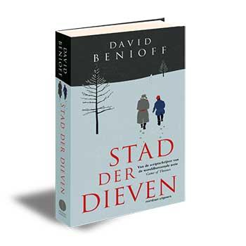 Stad der dieven - David Benioff