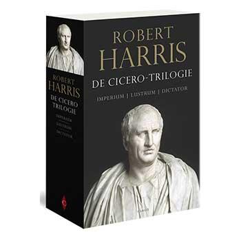 De Cicero-trilogie - Robert Harris
