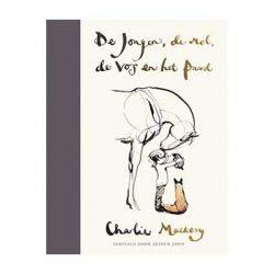 De jongen, de mol, de vos en het paard – Charlie Mackesy