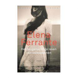 Het leugenachtige leven van volwassenen  – Elena Ferrante (gebonden)