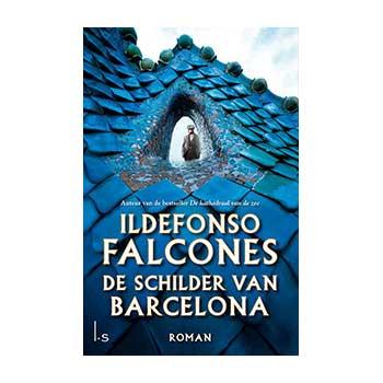 De schilder van Barcelona. - Ildefonso Falcondes
