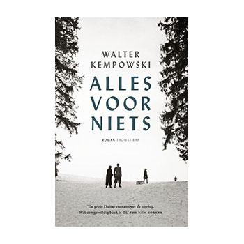 Alles voor niets - Walter Kempowski