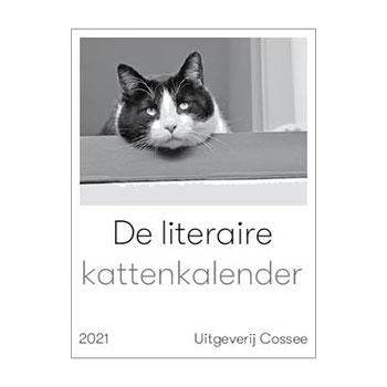 De literaire kattekalender 2021'- Diverse auteurs