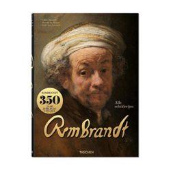 Rembrandt alle schilderijen XXL (laatste exemplaren, zonder doos) OOK UITVERKOCHT!