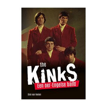 The Kinks. Een oer-Engelse band. - Dick van Veelen