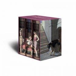 Het verhaal van mijn leven – Giacomo Casanova, Deel 1, 2 en 3 in box