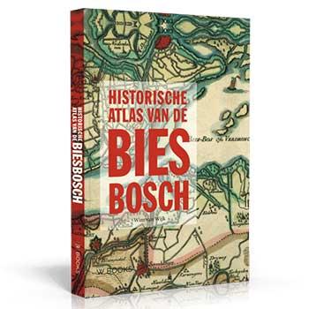 Historische atlas van de Biesbosch - Wim van Wijk