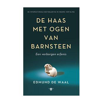 De Haas met ogen van barnsteen - Edmund de Waal
