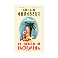 De dood in Taormina – Arnon Grunberg (verschijnt 31/8/2021)