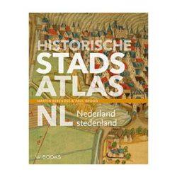 De Historische Stadsatlas NL – Martin Berendse en Paul Brood