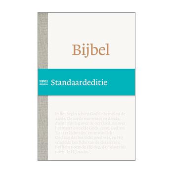 Nieuwe Bijbel vertaling 2021 - NBV21 - Nederlands-Vlaams Bijbelgenootschap